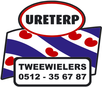 Ureterp tweewielers